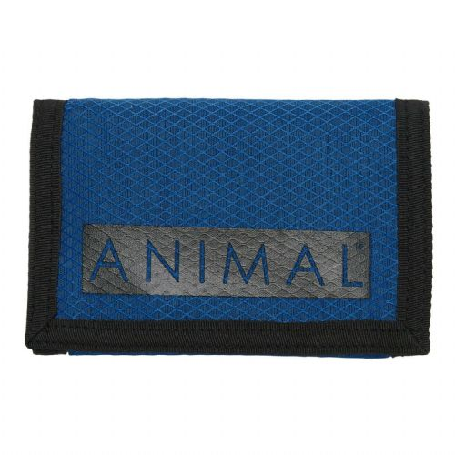 ANIMAL MENS WALLET.VEXATION BLUE COIN CREDIT CARD MONEY NOTE COIN PURSE 9S 2/X69